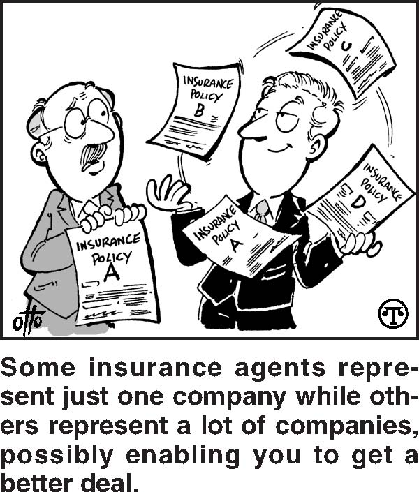 Independent agent picture